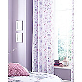 Catherine Lansfield Pretty Kitty Curtains - 168x183cm