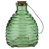 Decorative Glass Wasp Catcher