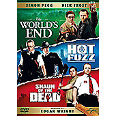 Cornetto Trilogy (DVD)