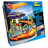 Hot Wheels Track Set HW City - Turbo Abduction