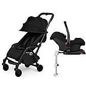 ickle bubba Aurora Isofix Travel System (Black)