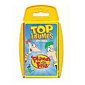 Top Trumps Phineas and Ferb