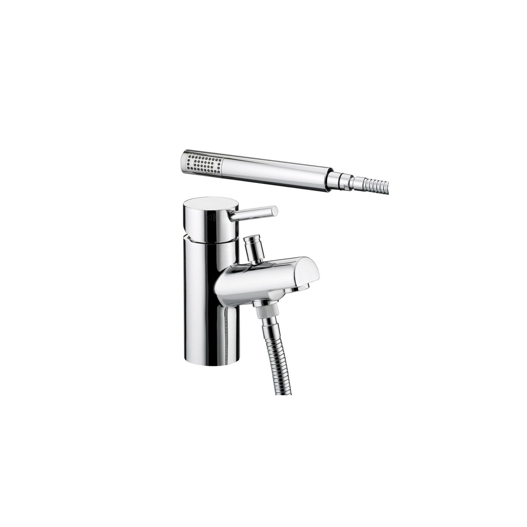 Bristan Prism 1 Hole Bath Shower Mixer Tap Chrome Plated at Tesco Direct