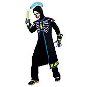 Ravin Skeletech - Adult Costume Size: 38-40