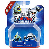 Skylanders Trap Team Mini 2 Pack Gill Runt amd Thumpling