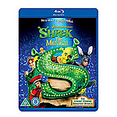 Shrek The Musical - Bd