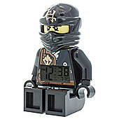 LEGO Ninjago Jungle Cole clock
