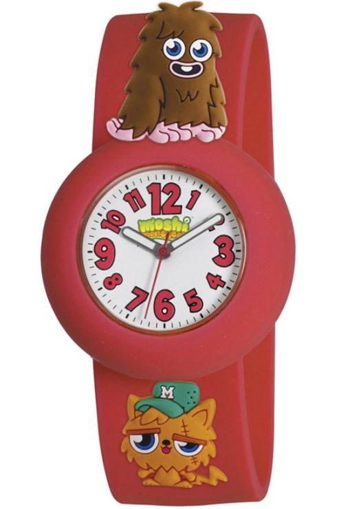 MOSHI MONSTERS Red Furi Watch With Charms