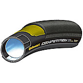 Continental Competition Black Chili Tubular in Black - 28 x 22mm