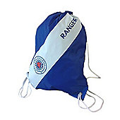 Rangers F.C Officially Licensed Souvenir Gymbag / Swimming Bag