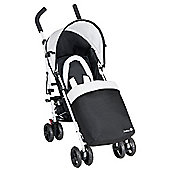 Safety 1st Slim Buggy (Black & White)