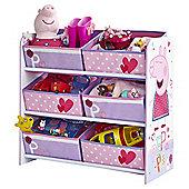 Peppa Pig Play Time Storage