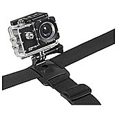 KitVision Action Cam / GoPro Head Strap, Black