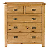 Elements Melbourne Bedroom 2 Over 3 Drawer Chest