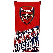 Arsenal FC Impact Towel