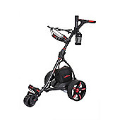 Caddymatic V1 Electric Golf Trolley - Black