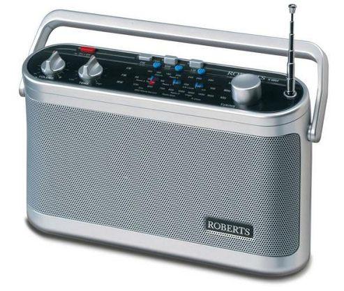 Roberts R9954 Portable FM MW & LW Radio