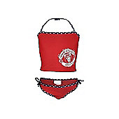 Manchester United FC Ladies Tankini - Red