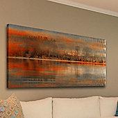 Parvez Taj Serenity Canvas Wall Art - 76 cm H x 152 cm W x 5 cm D
