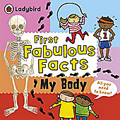 ELC First Fabulous Facts - My Body