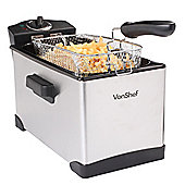 VonShef 2.5L Deep Fat Fryer