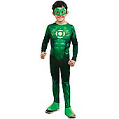 Green Lantern Hal Jordon - Child Costume 9-10 years