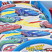 Disney Cars Toddler Duvet Set - Speed
