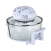 Homegear 12L Dual Power Halogen Convection Mini Oven Cooker