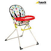 Hauck Mac Baby Highchair, Cross