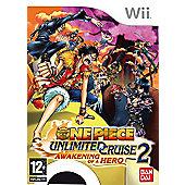 One Piece - Unlimited Cruise 2 - Awakening Of A Hero - NintendoWii