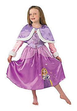 Rapunzel Winter Wonderland - Child Costume 5-6 years