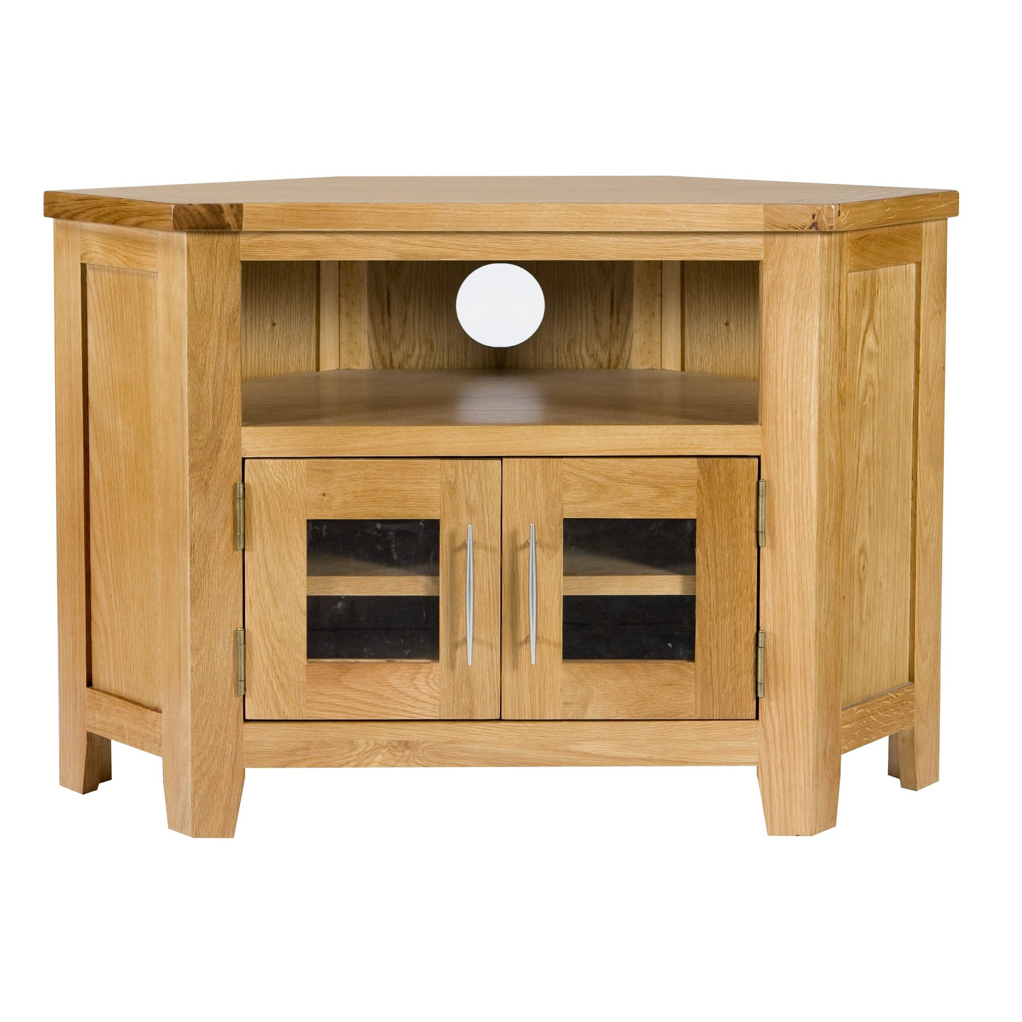 IFD Reid Corner TV Cabinet at Tesco Direct