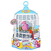 Little Live Pets Bird Cage - Krissy Crystal