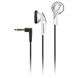 Sennheiser In Ear Headphones with Outstanding Wearing Comfort White