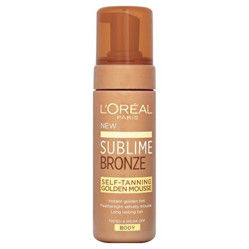 L'Oréal Sublime Self-Tanning Body Mousse 150ml