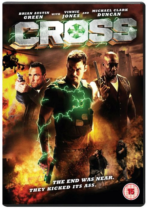 Cross (DVD)