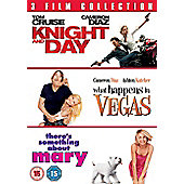 Knight And Day / What Happens In Vegas (DVD Boxset)