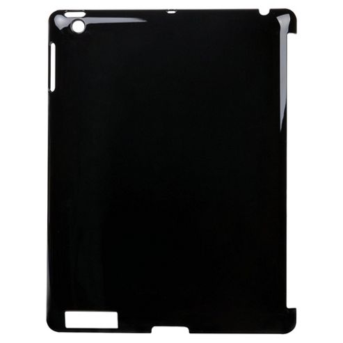 Tesco Snap Case for iPad/iPad 2/3rd Generation New iPad - Black