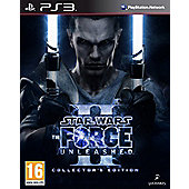 Star Wars The Force Unleashed 2 Collectors Edition - PS3