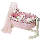 Baby Annabell Musical Rocking Cradle