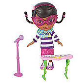 Doc McStuffins Rock Star Doc 12.5cm Doll with Accessories