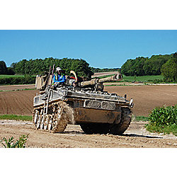 Tank Driving Experience