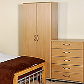 Ideal Furniture New York Robe - Beech
