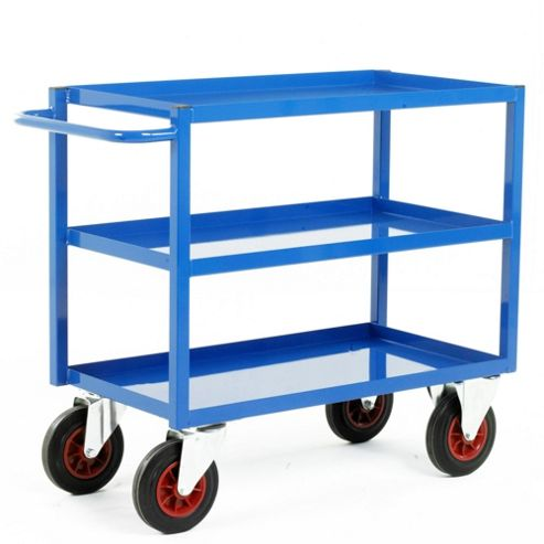 TT350 Series Heavy Duty Tray Trolley 900mm High