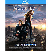 Divergent Blu Ray