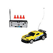 Revell Remote Control Mini Car - Yellow 40 MHz