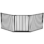 BabyDan Configure Gate Large Black