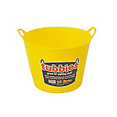 Harris 5397 Tubbie Yellow 26L
