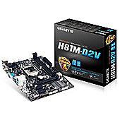Gigabyte GA-H81M-D2V Motherboard Socket LGA1150 H81 Express MicroATX GigabitLAN - Components