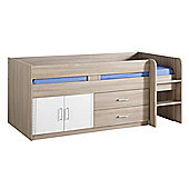 Parisot Giga Mid Sleeper Bed